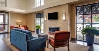 Comfort Suites Airport-University - Bozeman - Lobby