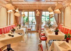 Ermitage Wellness- & Spa-Hotel - Saanen - Εστιατόριο