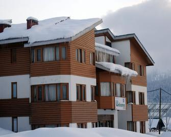 Welcome Hotel at Gulmarg - Gulmarg - Building