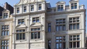 The Z Hotel Shoreditch - Londra - Edificio