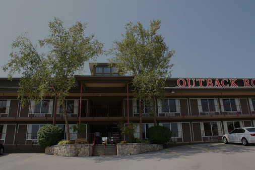 Outback Roadhouse Motel & Suites - Branson - Building