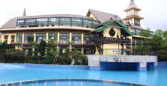 Oasis O.City Hotel Shenzhen - שנג'ן - בניין