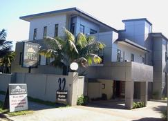 City Suites Tauranga - Tauranga - Building
