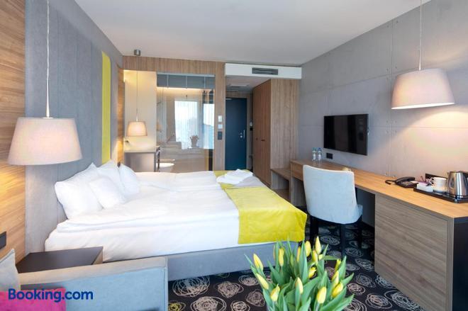 Baltin Hotel & Spa - Mielno (Zachodniopomorskie) - Bedroom