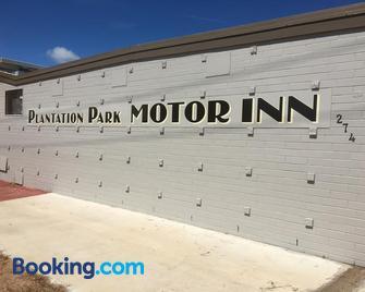 Plantation Park Motor Inn - Ayr - Gebouw