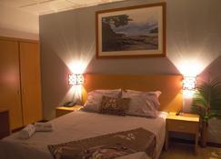 Somos Hotel Avenida - Сан-Томе - Спальня