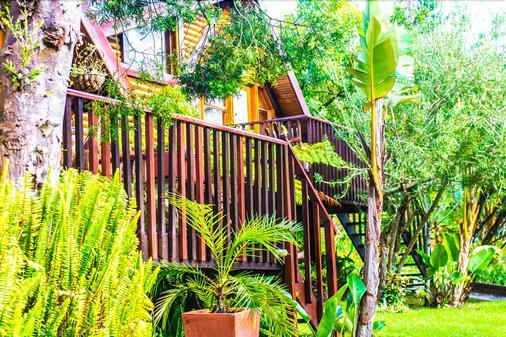 Knysna Tonquani Lodge & Spa - Кнйсна - Вид снаружи