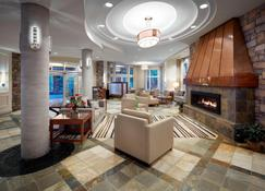 Le Westin Resort & Spa, Tremblant, Quebec - Mont-Tremblant - Hall