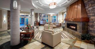 Le Westin Resort & Spa, Tremblant, Quebec - Mont-Tremblant - Lobby