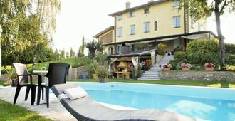 La Vedetta Bed&breakfast - Castelvetro di Modena - Pool