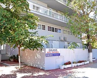 Galanis Hotel - Platamon - Edificio