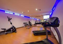 Icheck Inn Residences Sathorn - Bangkok - Gym