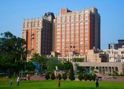 هوتل كوفا شاتو - Taoyuan - مبنى