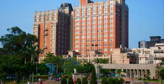 Hotel Kuva Chateau - Таоюань - Здание