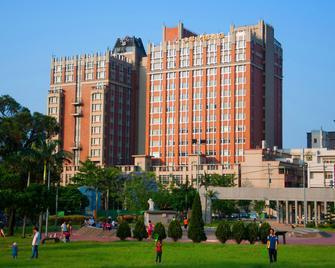 Hotel Kuva Chateau - Taoyuan - Gebäude