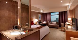 Hotel Kuva Chateau - Taoyuan City - Slaapkamer