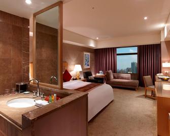 Hotel Kuva Chateau - Taoyuan City - Schlafzimmer