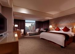 Hotel Kuva Chateau - Taoyuan - Bedroom