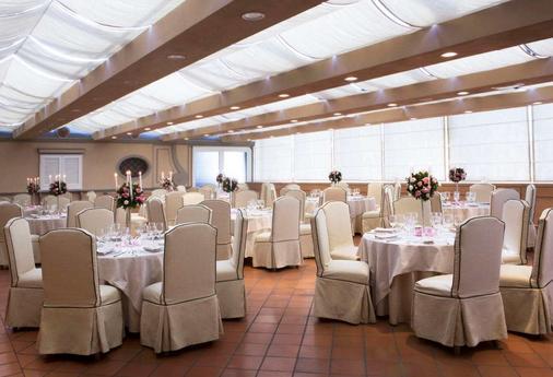 Starhotels Terminus - Napoli - Juhlasali