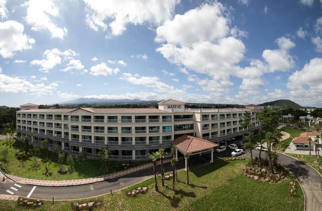 Jeju Marevo Resort - Ciudad de Jeju - Edificio
