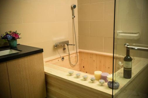 Jeju Marevo Resort - Jeju City - Bathroom