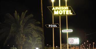 Amazon Motel - Tucson - Gebäude