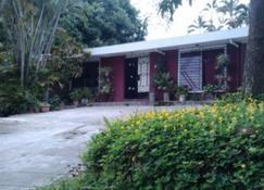 Hostal Doña Marta - San Salvador - Vista del exterior