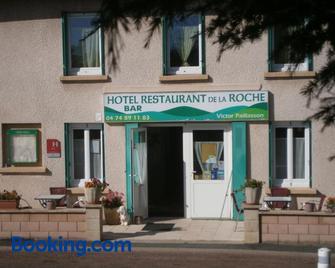Hotel Restaurant De La Roche - Tarare - Edificio