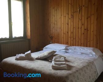 Residence Chalet Bucaneve - Santa Caterina Valfurva - Slaapkamer