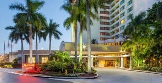 Fort Lauderdale Marriott North - Fort Lauderdale - Toà nhà