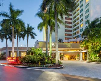 Fort Lauderdale Marriott North - Fort Lauderdale - Edificio