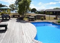 Cedarwood Lakeside - Rotorua - Piscina