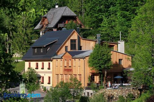 Hotel Fahrnberger - Göstling an der Ybbs - Gebäude