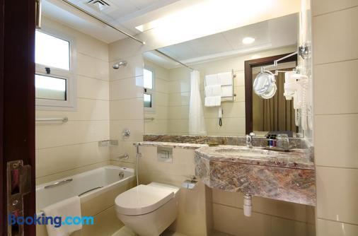Raviz Center Point Hotel - Dubai - Phòng tắm
