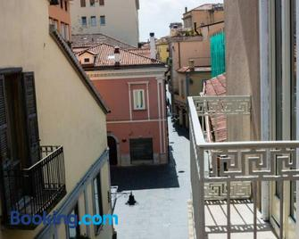 Casa Retro' - Potenza - Balkon