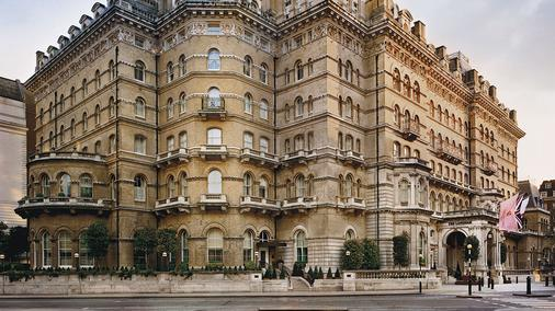 The Langham London - Lontoo - Rakennus