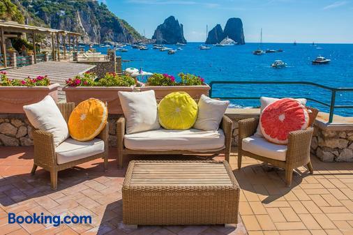 Diva La Canzone Del Mare - Capri - Balcony