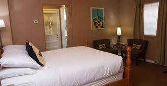 Inn on the Paseo - Santa Fe - Bedroom