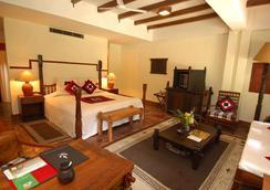 The Dwarika's Hotel - Катманду - Спальня