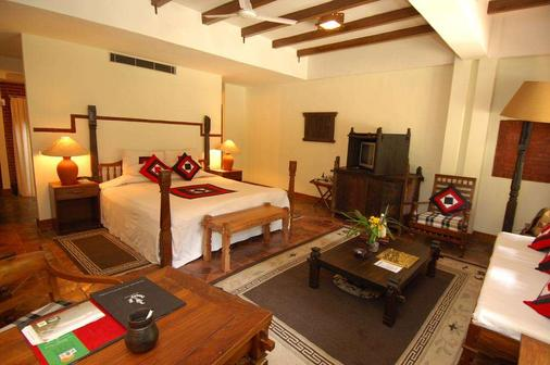 The Dwarika's Hotel - Kathmandu - Bedroom