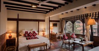 The Dwarika's Hotel - Katmandu - Quarto