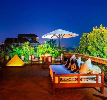 The Dwarika's Hotel - Катманду - Здание