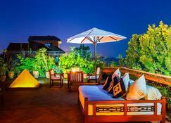 The Dwarika's Hotel - Katmandu - Edifício