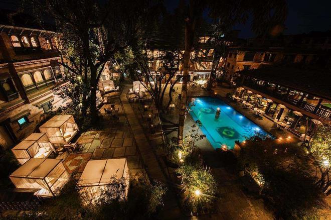 The Dwarika's Hotel - Катманду - Бассейн