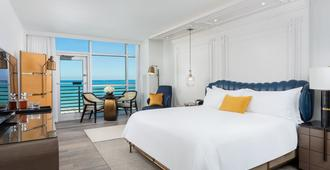 The Ritz-Carlton South Beach - Miami Beach - Bedroom