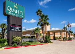 Quality Inn & Suites Seabrook- NASA- Kemah - Seabrook - Building