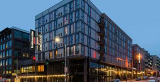 Residence Inn by Marriott Seattle University District - Seattle - Edifício