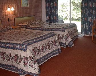 Top Notch Restaurant & Motel - South Bruce Peninsula - Bedroom