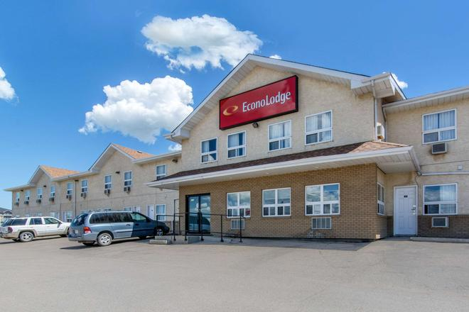 Econo Lodge - Regina - Edificio