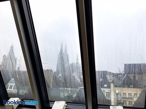 Hotel Hayk - Cologne - Balcony